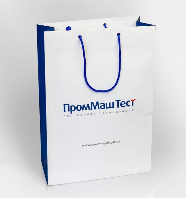 Крафт пакеты с логотипом малым тиражом